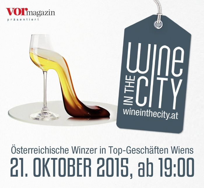 Wine in the City 2015 © live relations